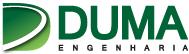 Logotipo Duma Engenharia